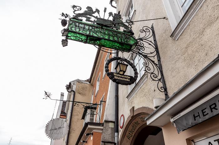 Braunau am Inn Salzburger Vorstadt