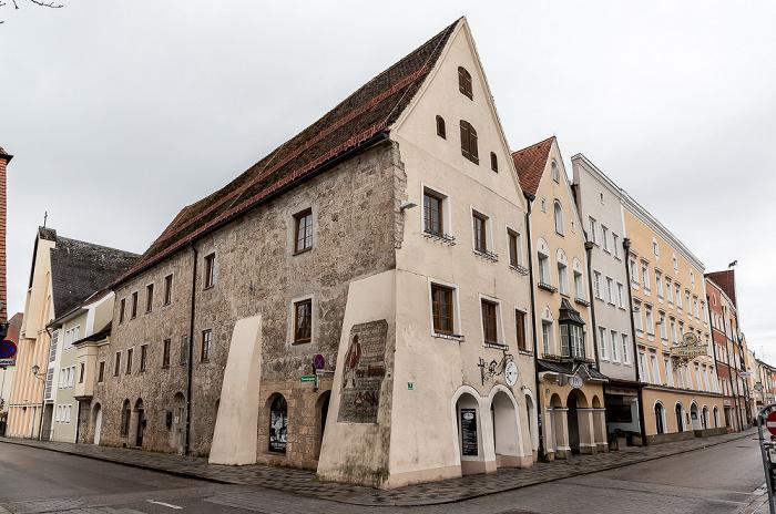Theatergasse / Linzer Straße Braunau am Inn