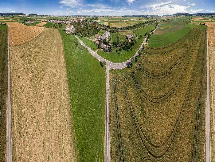 Neudingen Luftbild aerial photo