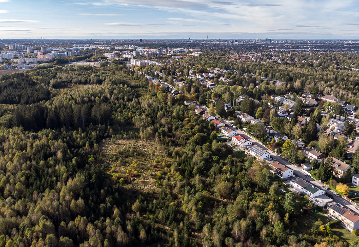 Truderinger Wald, Waldtrudering München