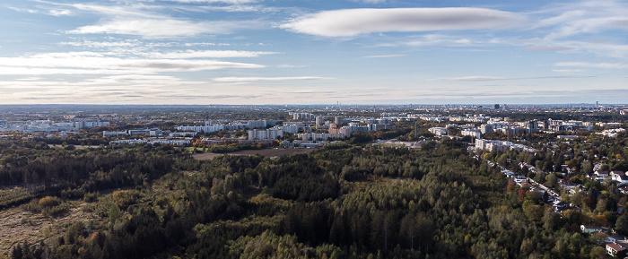 Neuperlach, Truderinger Wald, Waldtrudering München
