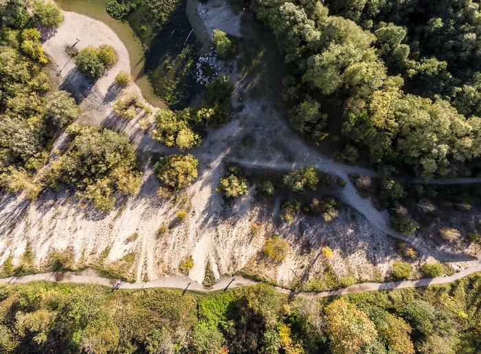 Truderinger Wald: Ehemalige Kiesgrube München