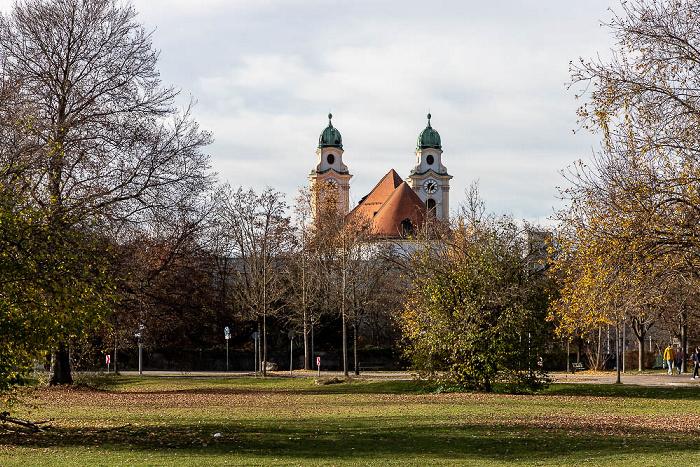Berg am Laim: St. Michael (Berg am Laim) München