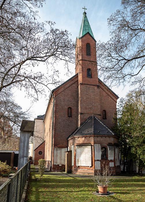 Berg am Laim: St. Mina (ehem. Loretokapelle) München