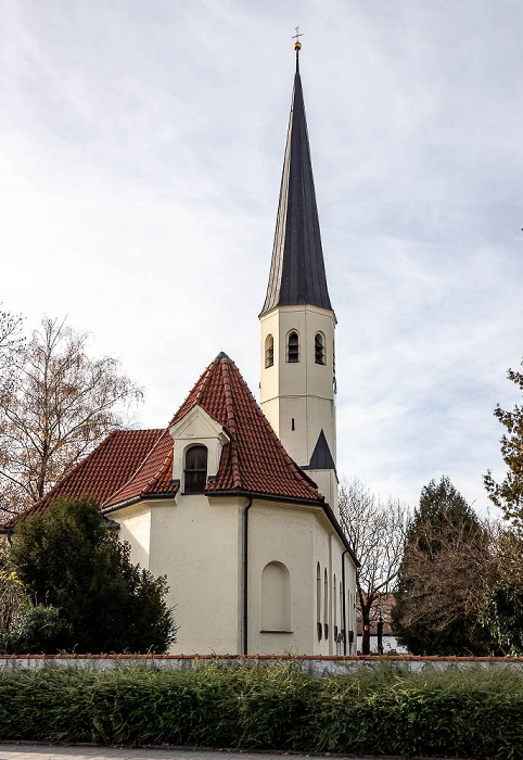 Berg am Laim: St. Stephan (Berg am Laim) München