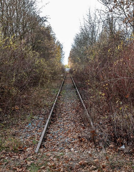 Bogenhausen: Riemer Gleis München