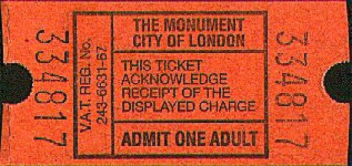 Monument London 1998